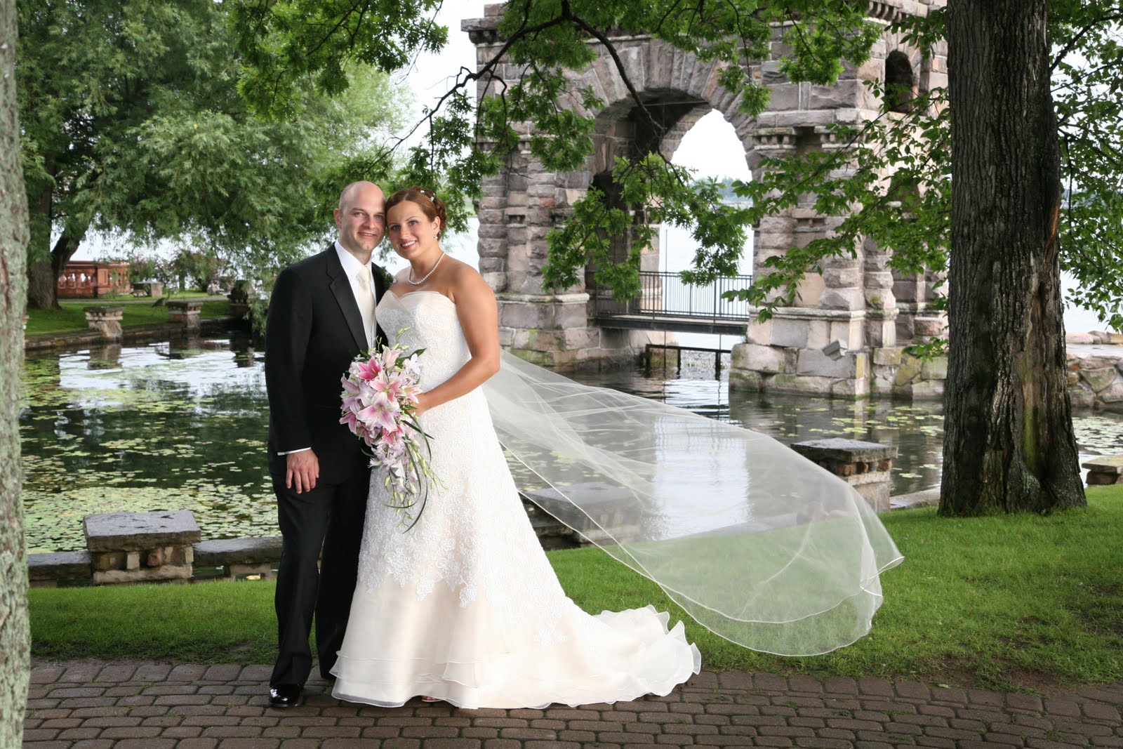 boldt castle located in alexandria bay ny 1000 islands is our favorite place to photograph weddings