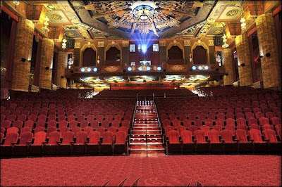 Inside the newly-renovated TCL Chinese Theater