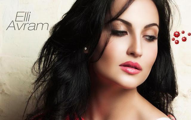Elli Avram HD Wallpaper