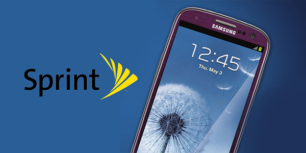 Samsung Galaxy S III for Sprint