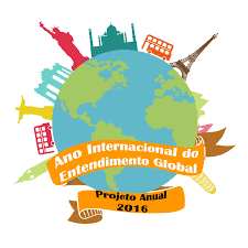 2016 - ANO INTERNACIONAL DO ENTENDIMENTO GLOBAL