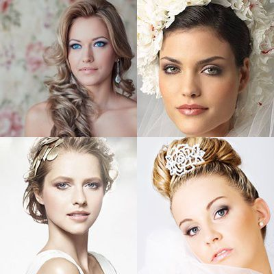 Maquillaje de moda para las novias 2013