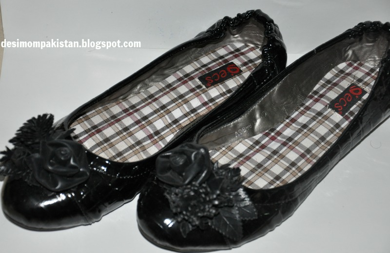 BLACK PUMPS BY ECS,PKR 1390