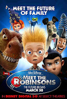 Download Meet the Robinsons (2007) BluRay 720p 600MB Ganool