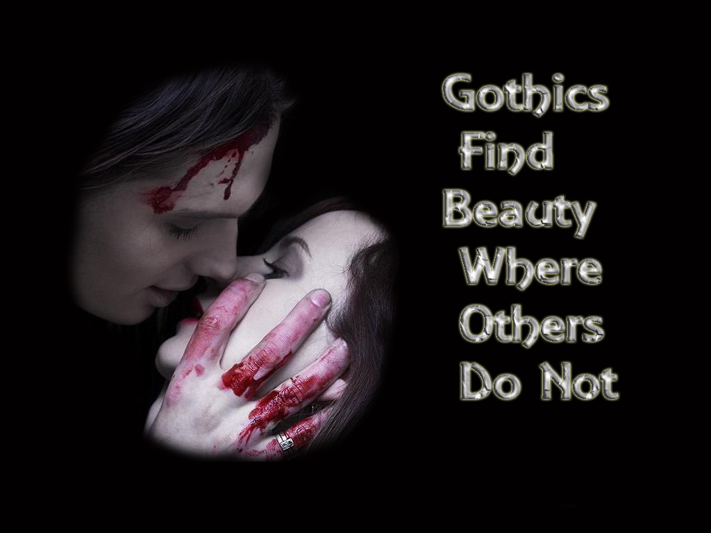 Gothic Love couple Wallpaper : Gothic love wallpaper Walls Hub