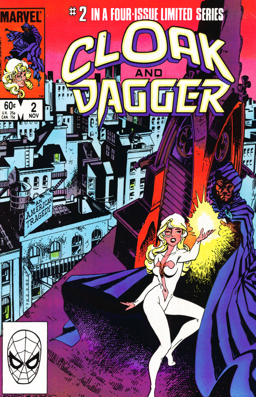 Cloak and Dagger (1983) 2 Page 1