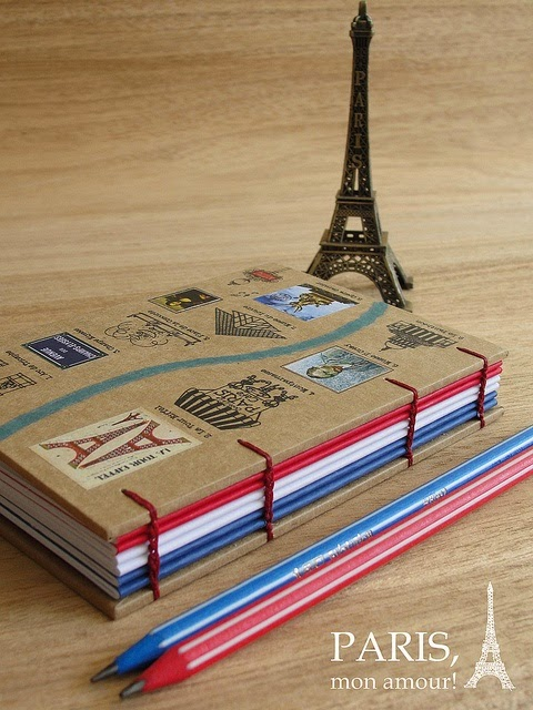 journal Francja DIY
