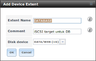 Add device extent