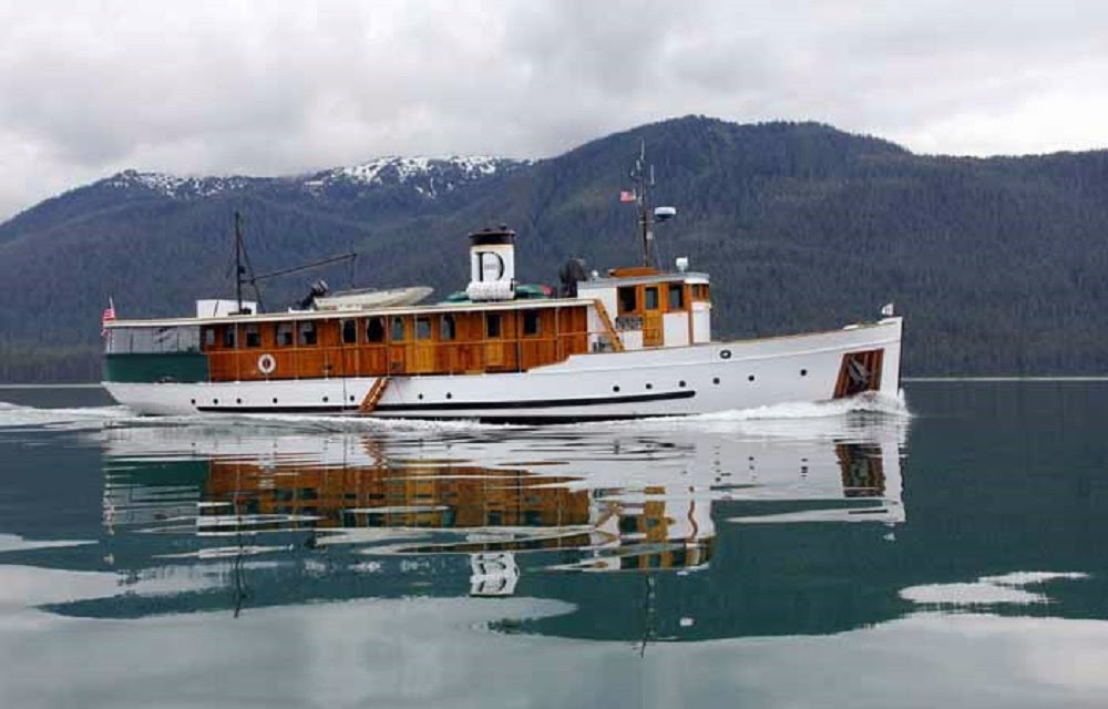MV Discovey before remodel.