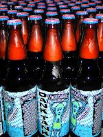 full SweetWater DANK TANK Danktoberfest bottles