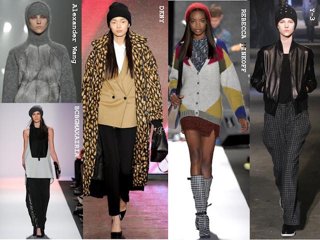 Fall 2013 Trends - Beanie Attitude