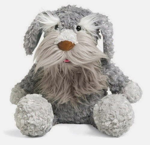 Peluche Sprocket perro de Fraggle Rock