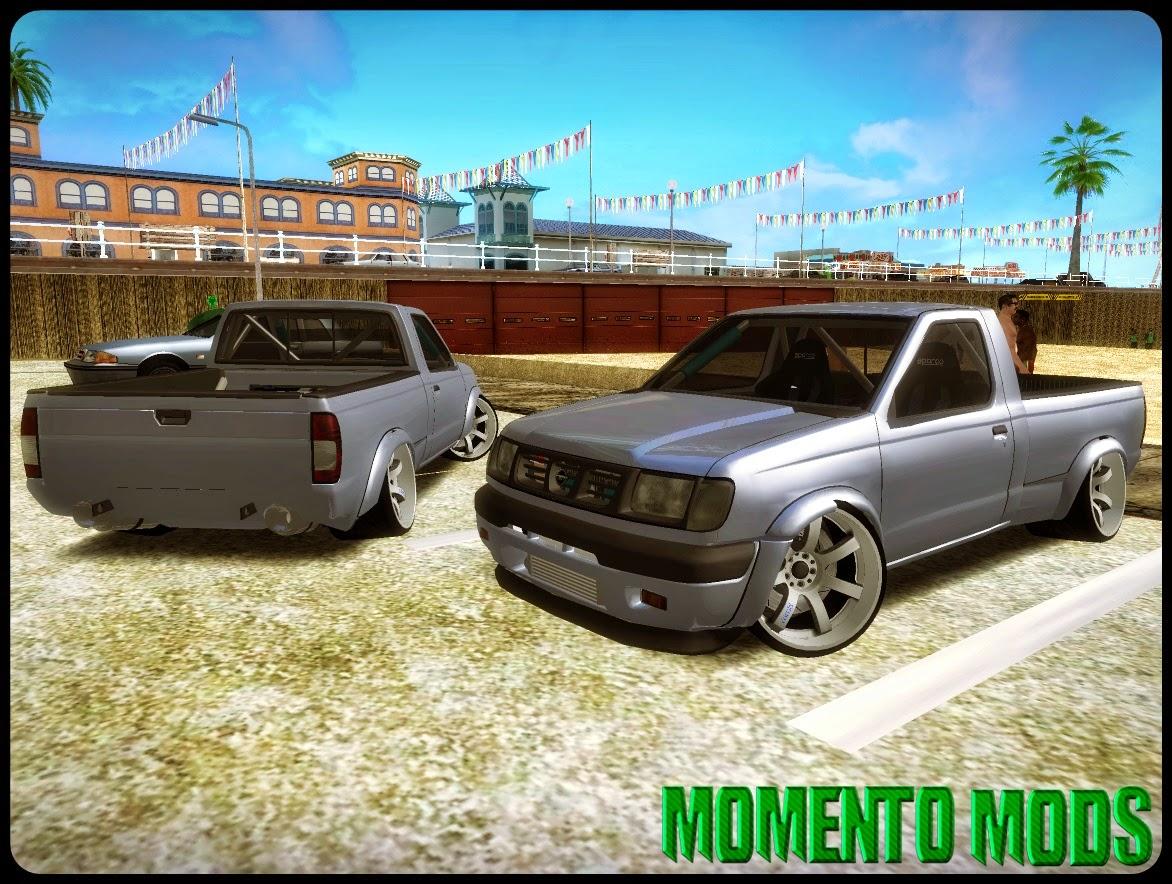 GTA SA - Nissan Frontier D22 Drift