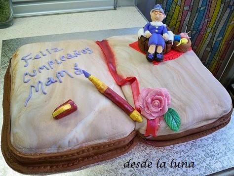 "Tarta ""dulces Años"""