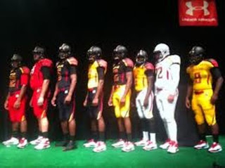 maryland uniforms football
