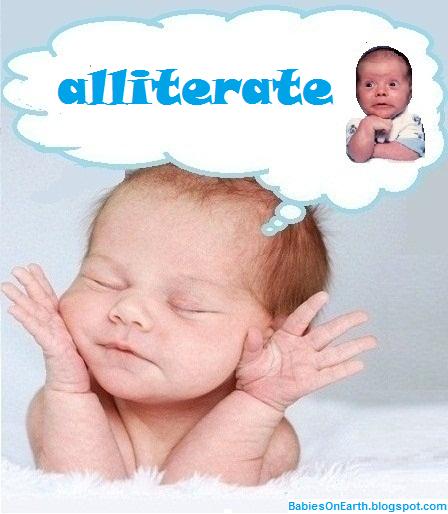 alliterate