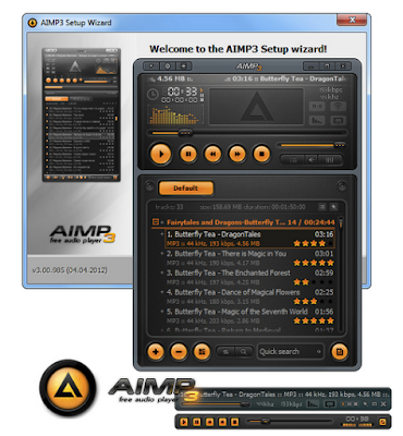 AIMP 4.00.1687 Free Download Latest 2016