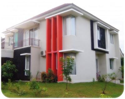 Model Rumah Tingkat