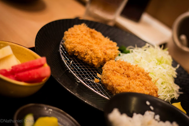 Hire Tonkatsu Set of YABU