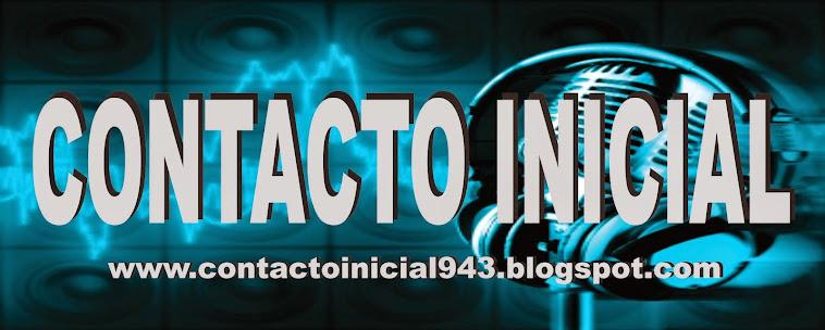 CONTACTO INICIAL 94.3 RADIO