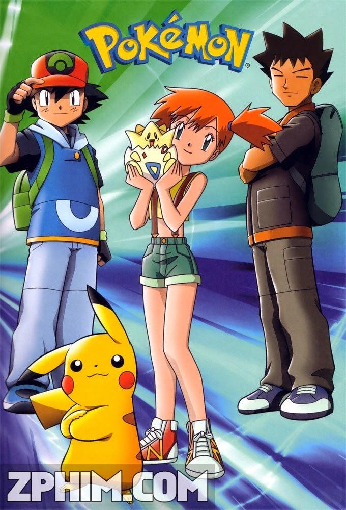 Bảo Bối Thần Kỳ 1 - Pokemon Season 1 (1997) Poster