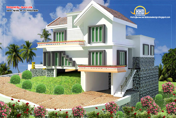Double storey home designs - 153 Sq M (1650 Sq. Ft.) - February 2012