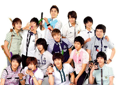 Super Junior terbaru 2012