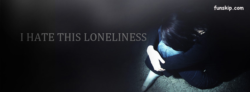 I hate this loneliness timeline covers