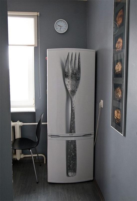 geladeira, refrigerator vynil, vinil de geladeira, geladeira colorida