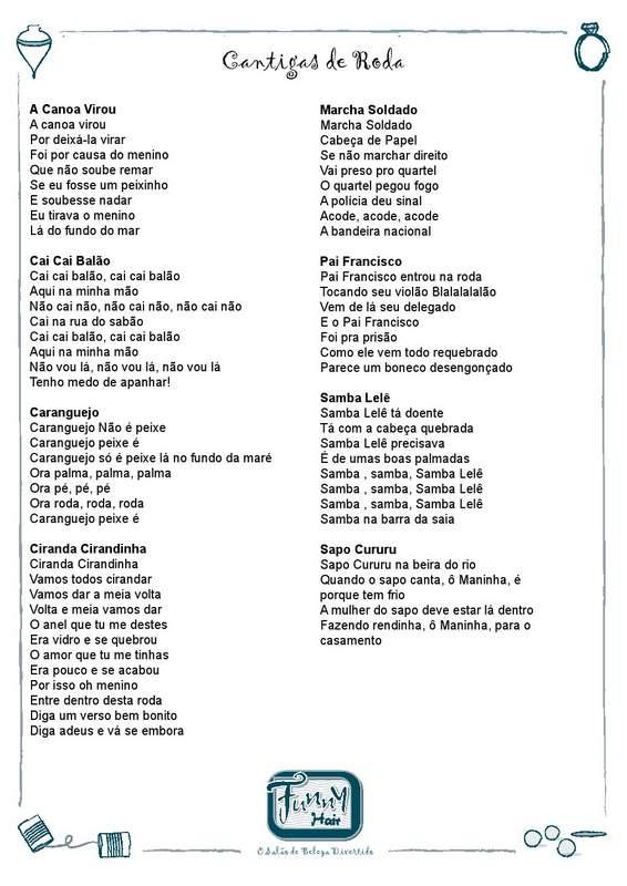 Excepcional Cantigas de Roda. - Aprender e Brincar VC65