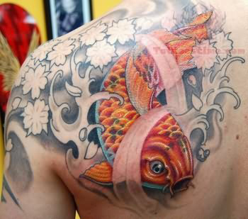 Koi Tattoos