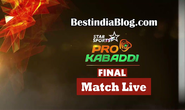 pro kabaddi final watch live steaming online watch