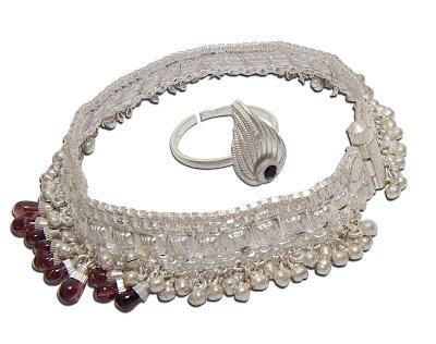 Silver Anklet Bracelets