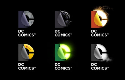 DC Comics New Logo