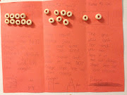The Cheerios represent the particles. They had to explain the properties of .