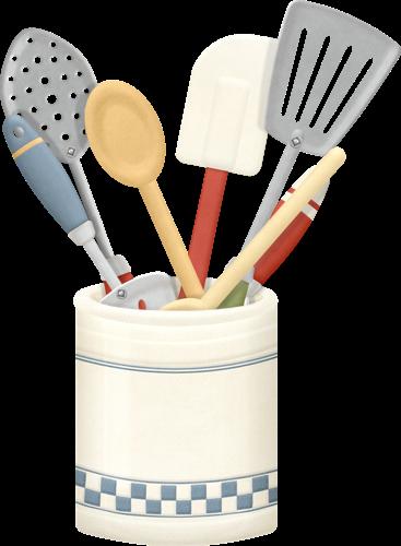 Colecci n de gifs im genes de accesorios de cocina for Utensilios de cocina fondo