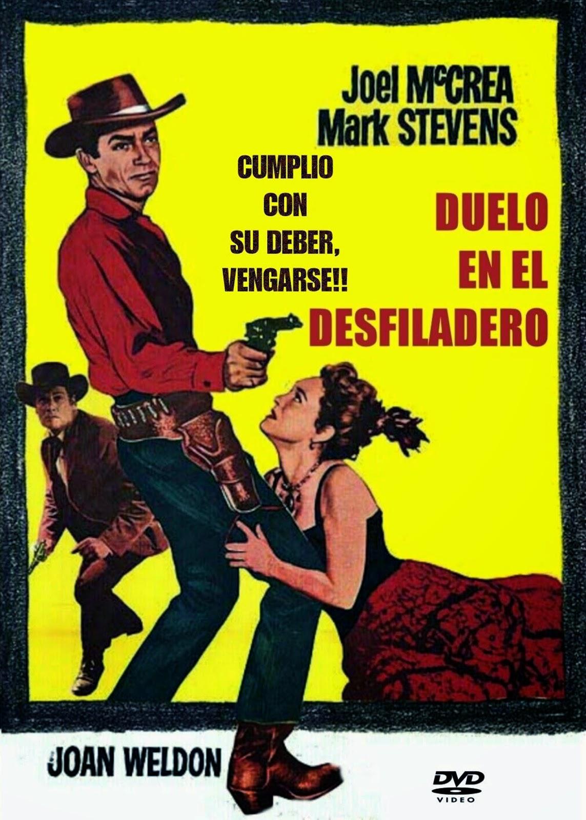 Duelo En El Desfiladero (1957)