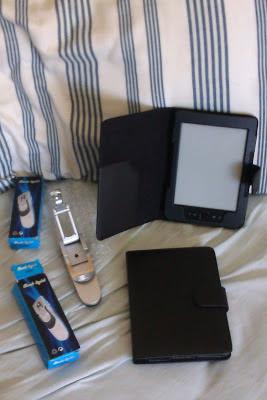 Fundas negras para Kindle