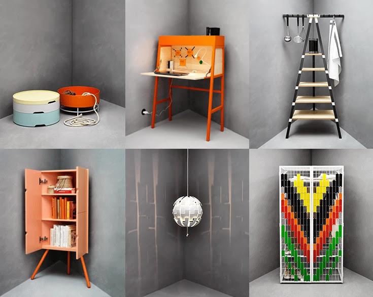 Details of us nuova collezione ikea ps