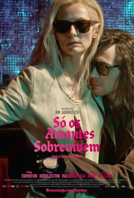 Só os Amantes Sobrevivem - Only Lovers Left Alive (2013)