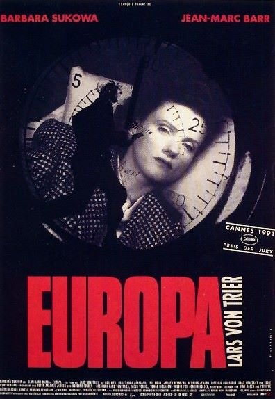 europa, zentropa, directed by lars von trier