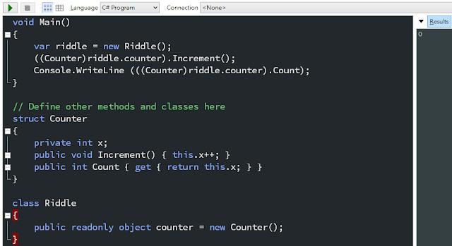 OzCode 第二題