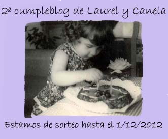 SORTEO EN LAUREL Y CANELA