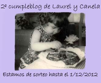 SORTEO EN LAUREL Y CANELA