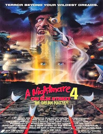 Ver Pesadilla en la calle del infierno 4 (Pesadilla en la calle Elm 4) (1988) Online