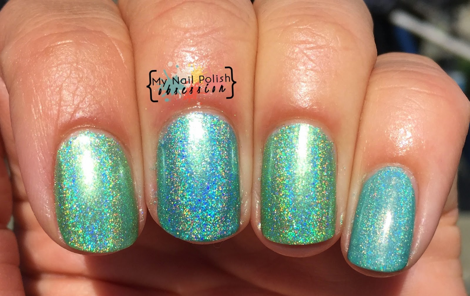 Comparison of Smitten Polish A Shimmer of Hummingbirds, Whiskey in the Jar & Audrey's Rainbow