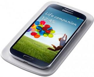 Qi - Cahrger Nirkabel Untuk Galaxy S4