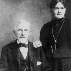 Fred Mustill 1823-1900