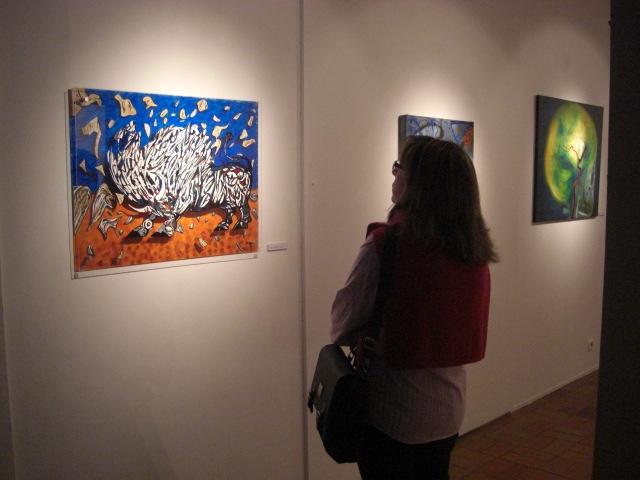 The work of Teresa Martins
