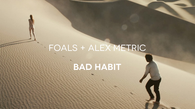 Foals - Bad Habit (Alex Metric Remix)